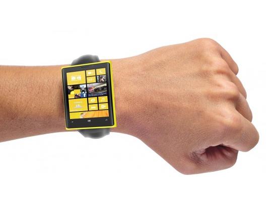 Microsoft working on smartwatch, according to WSJ