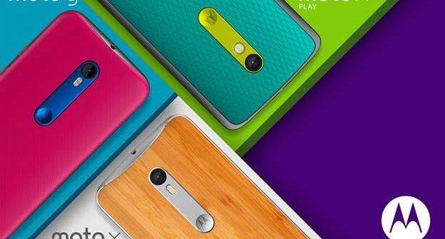 Motorola launches new Moto G, Moto X Play and Moto X Style