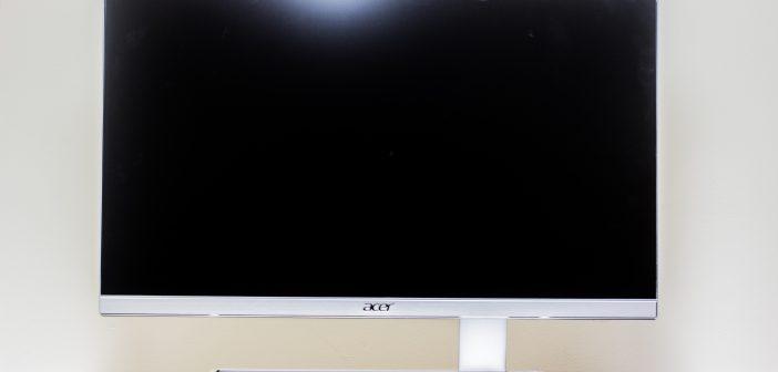 Acer S277HK Review: Sleek design and stunning 4K display