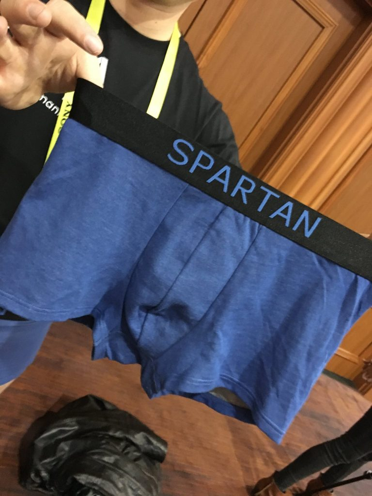 Smart pants