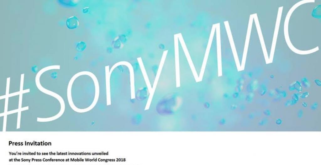 Sony Xperia XZ Pro MWC 2018