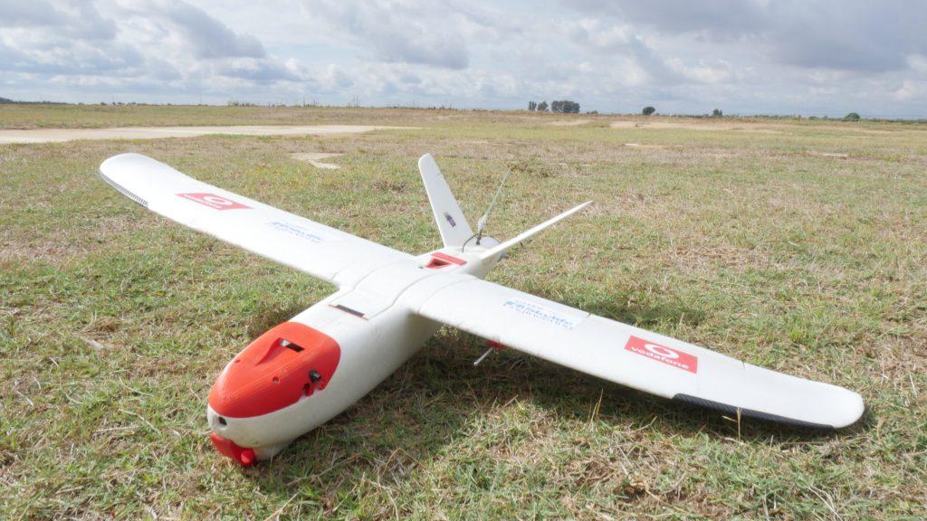 Vodafone Drone