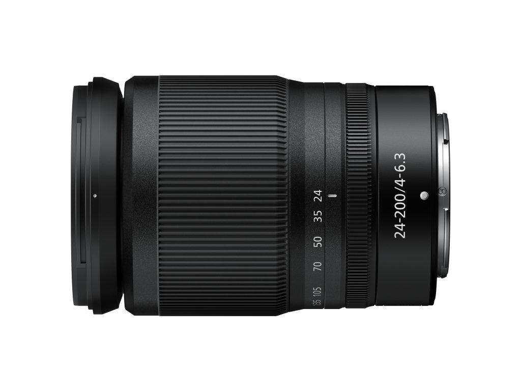 NIKKOR Z24- NIKKOR Z 24–200mm f/4–6.3 VR