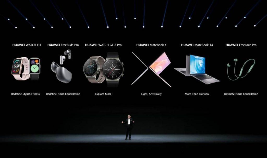 Huawei 2021 Product Lineup