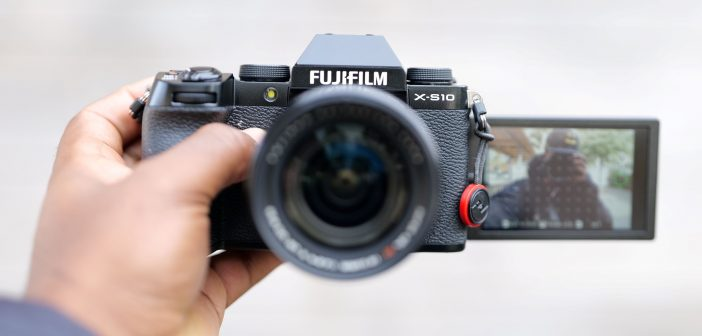 Fujifilm X-S10 First Impressions – It's practically a mini X-T4