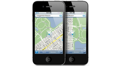 how to use iphone gps map without data connection