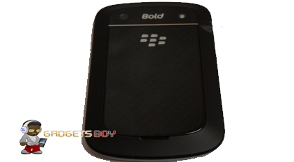 Blackberry Bold 9900 Camera