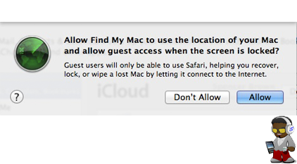 how to find my mac