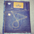 Denim Folio Case for iPad