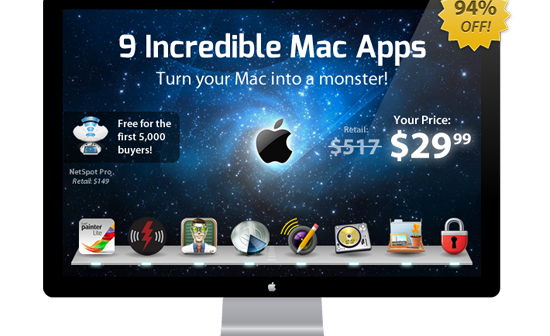 Mac Apps Sales