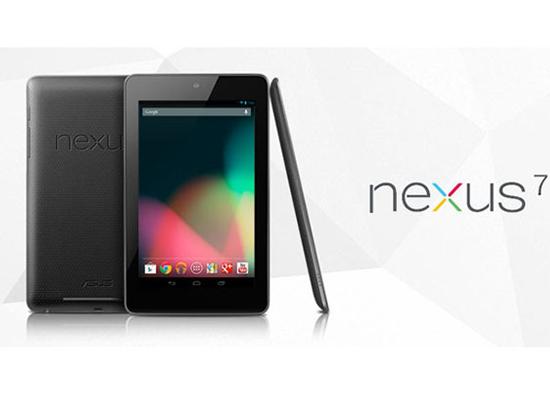 New Nexus Tablet Coming