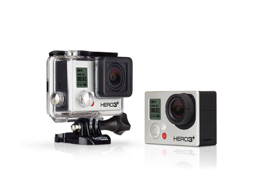 GoPro Launches HERO3+ A Smaller, Lighter Evolution of Best Selling ...