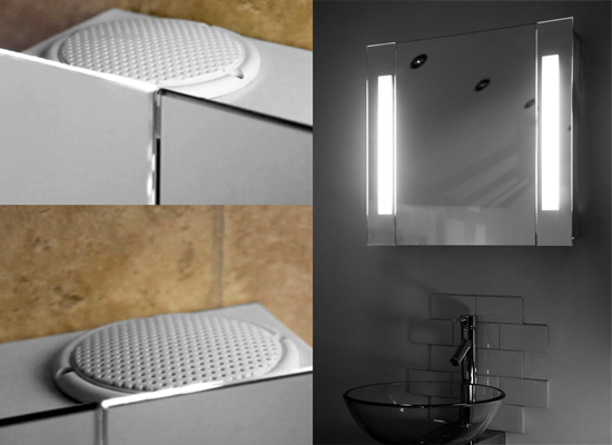 Fantastic Bathroom Mirror With Led Light And Bluetooth  Buy Bathroom Mirror
