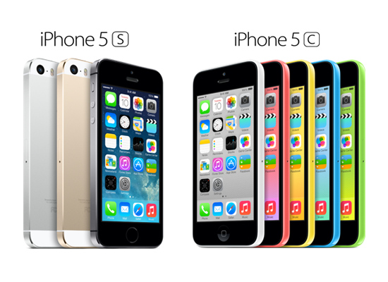 iPhone 5S and iPhone 5C, What's the Difference?