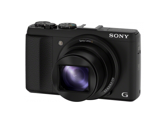 Sony Cyber-shot™ HX50: world's smallest, lightest camera with 30x zoom
