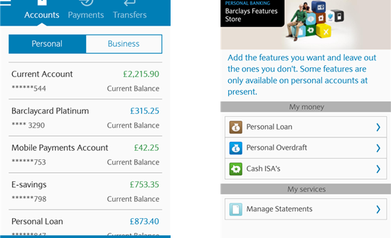 how to check my bank balance online barclays