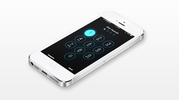 ios-7-passcode-interface