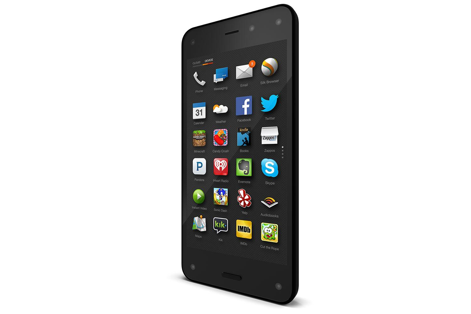 The Fire Phone, what is holding it back from being the best?