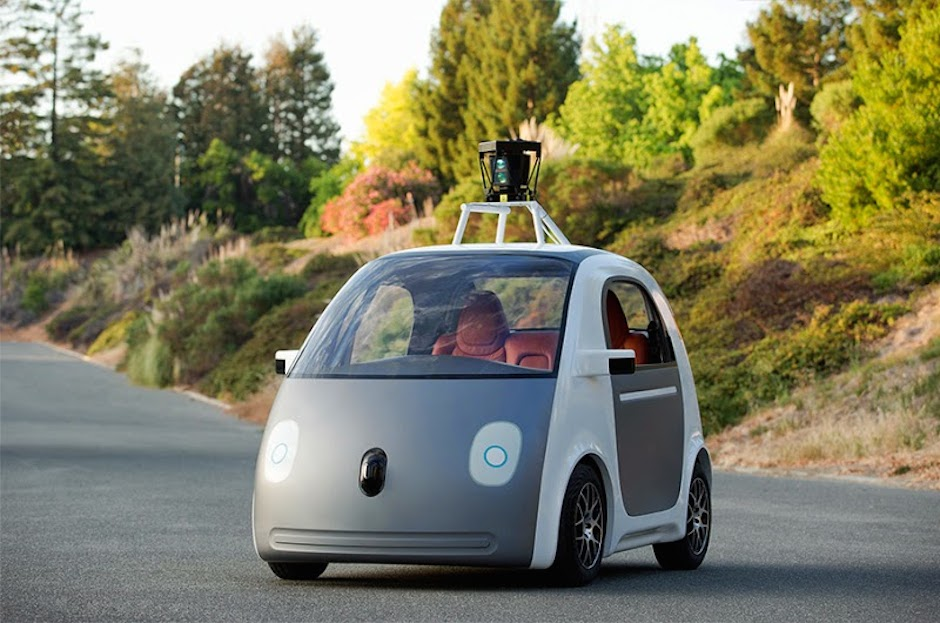 UK Parliament pushing for driverless cars on public roads by 2015