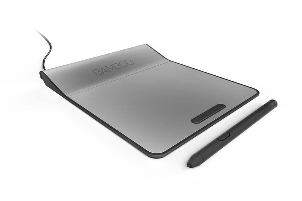 Wacom Bamboo Pad (USB) Review