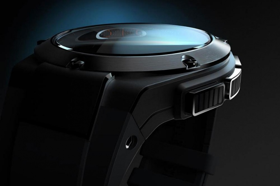 HP developing a smartwatch with Michael Bastian, October launch date