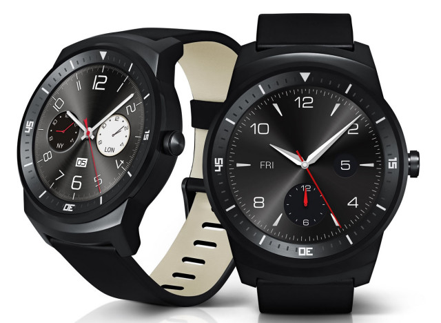 LG G Watch R officially announced, sporting circular display
