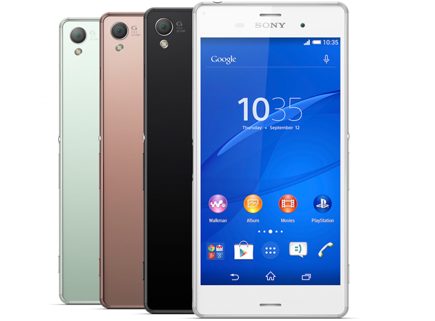 Sony Xperia Z4 Coming To CES 2015