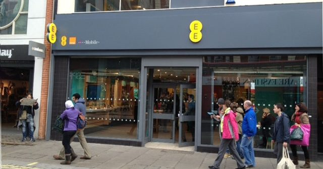 BT In Talks To Acquire EE For £12.5 Billion