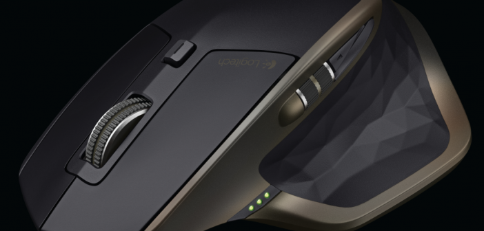 Logitech's MX Master Wireless Mouse is here!