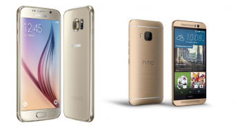 HTC One M9, Samsung Galaxy S6 and S6 edge available to pre-order on O2 from today with a Free Fitbit Charge