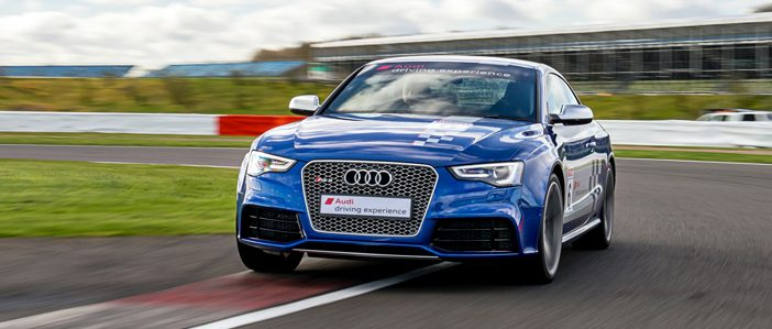 The 2015 Audi Driving Experience