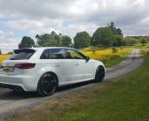 2015 Audi RS3 Sportback UK in pictures