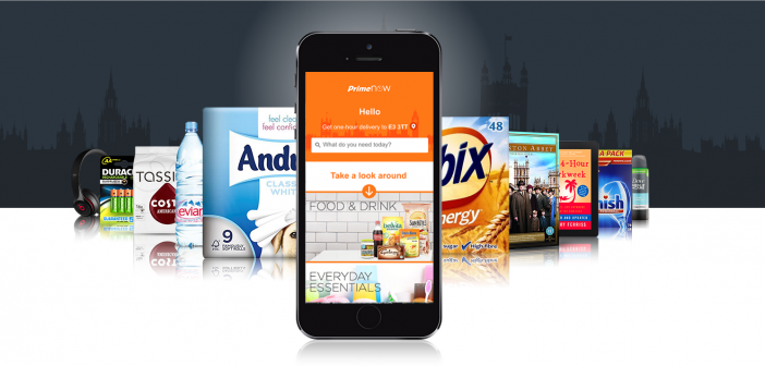 Amazon Introduces Prime Now: One-Hour Delivery Exclusively for Prime Members