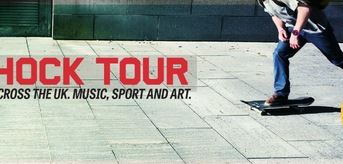 Casio G-SHOCK Announces Action-Packed Summer Nationwide Tour