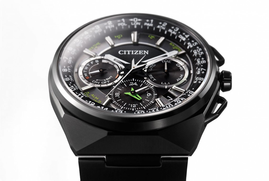 Citizen Eco Drive Nighthawk Series Mens Watch User Manual