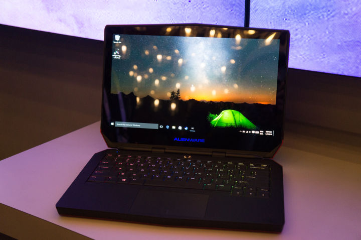 Alienware OLED Gaming Laptop 1