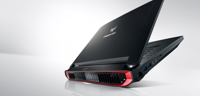Acer's new gaming laptop packs a desktop-grade components and more