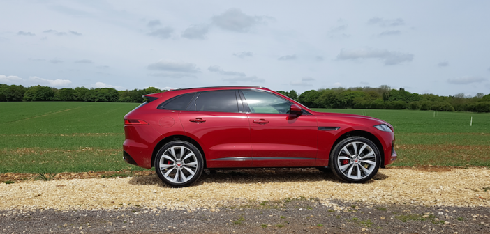 The Connected Technology and Infotainment system in the Jaguar F-Pace is worth every penny!