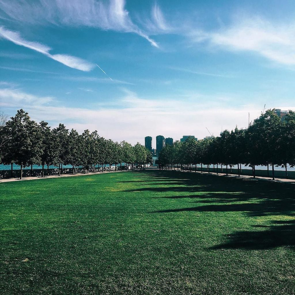 Four Freedoms Park, Rosevelt Island - New York City