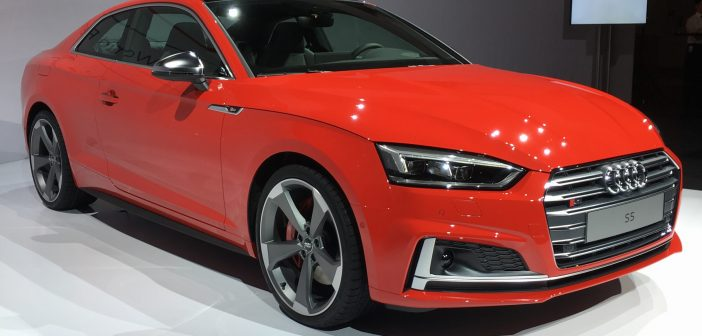 Sporty meets elegance with the new Audi A5 and S5 Coupé