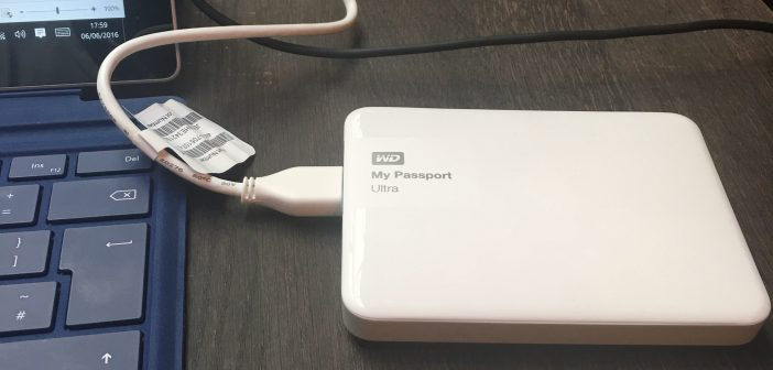 Review: Western Digital My Passport Ultra