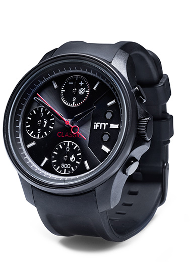 iFit Classic-black-watch