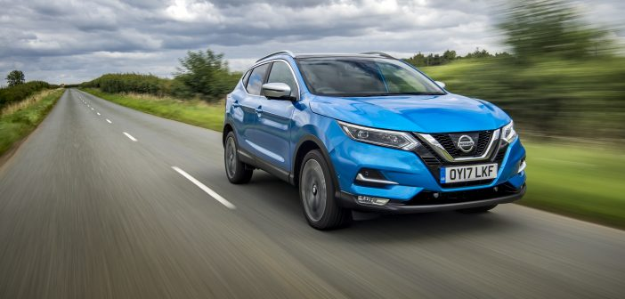 The New Nissan Qashqai Sets A New Benchmark In luxury Within The C-SUV Crossover Segment