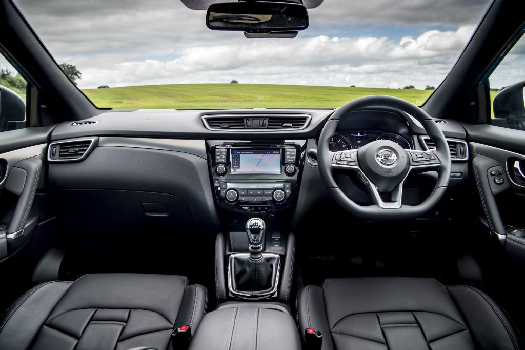 The New Nissan Qashqai Sets A New Benchmark In Luxury