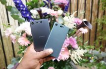 Sony Xperia XZ1 and XZ1 Compact