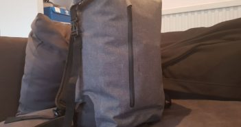 Knomo Cromwell Roll-top Backpack Review