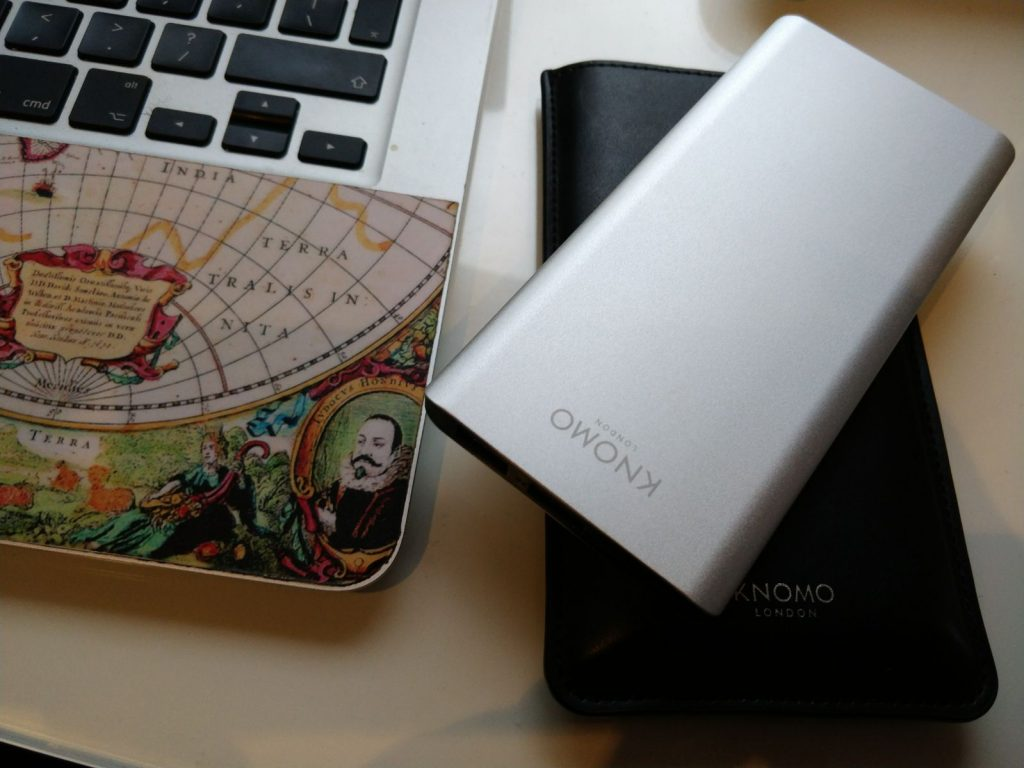 Knomo London Battery pack