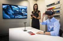 Audi Virtual Reality technology in dealerships
