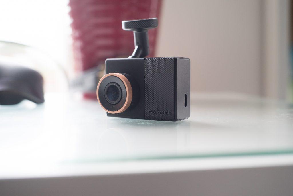 Garmin Dash cam 55 Review