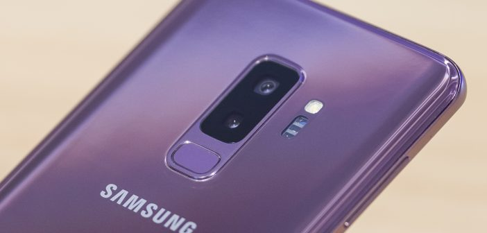 Samsung Galaxy S9 and S9+ Unveiled at MWC